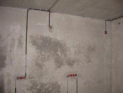 Электромонтажные работы в квартирах новостройках город Рязань